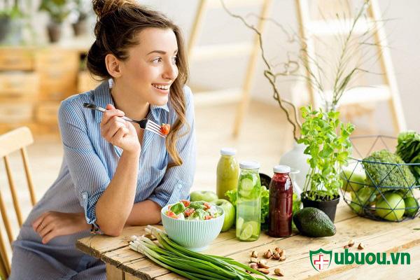 ăn nhiều rau sanh hạn chế sự phát triển của u tuyến giáp