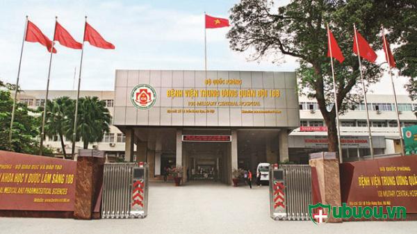bệnh viện 108 chữa ung thư tuyến giáp