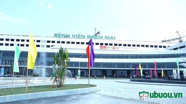 Bệnh viện Bạch Mai chữa ung thư tuyến giáp