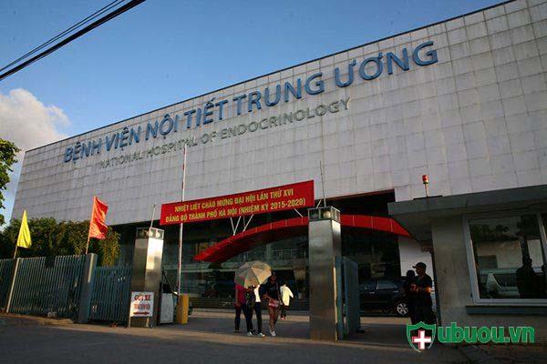 Bệnh viện nội tiết trung ương chữa ung thư tuyến giáp