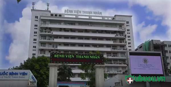 Bệnh viện Thanh Nhàn chữa ung thư tuyến giáp