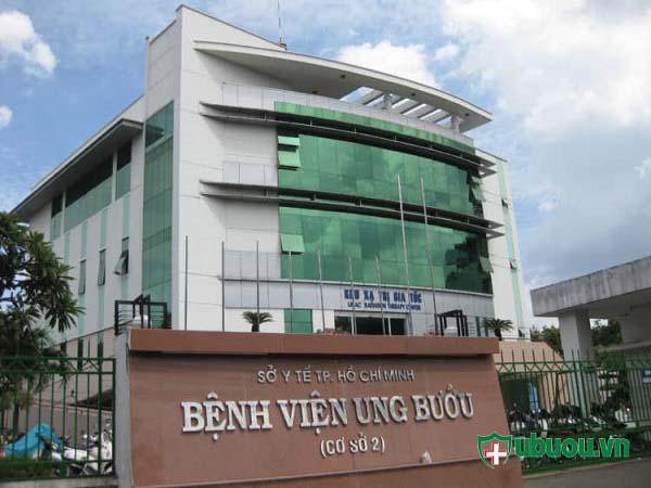 Bệnh viện U bướu thành phố Hồ chí Mình điều trị U bướu