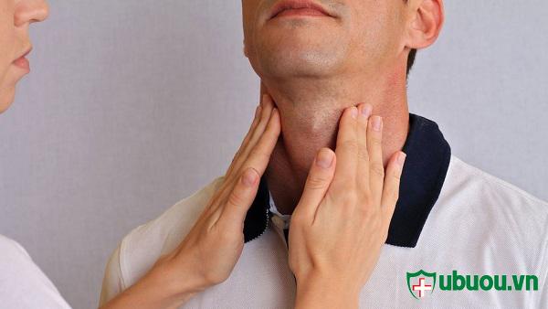 Biểu hiện của u tuyến giáp ở nam giới