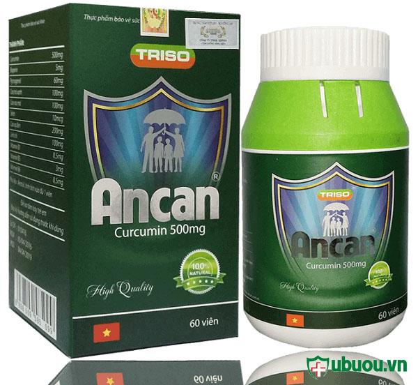 Thực phẩm chức năng Ancan – Giải pháp hỗ trợ điều trị ung thư