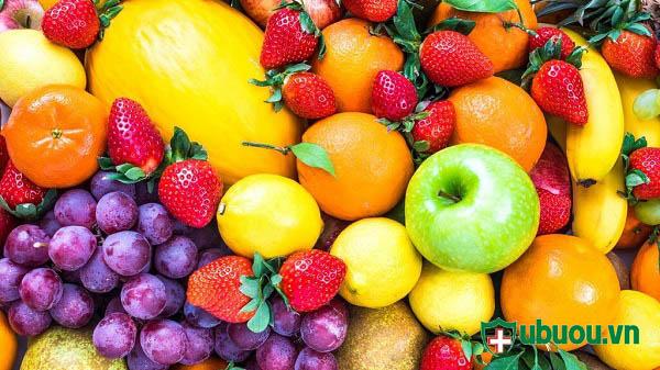 Ăn nhiều hoa quả tươi giúp hỗ trợ điều trị bệnh u tuyến giáp