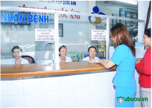 Tiến hành làm thủ tục nhập viện sớm để có sự chuẩn bị tốt nhất