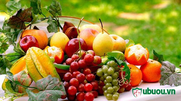 u tuyến giáp nên ăn hoa quả