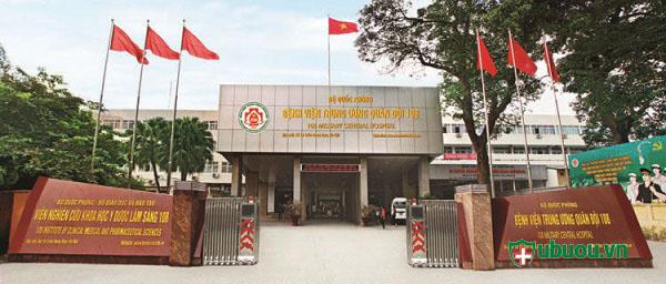 bệnh viện 108 điều trị u xơ tuyến giáp