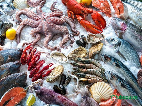 Hải sản thực sự tốt cho sức khỏe của người bệnh u xơ tuyến giáp