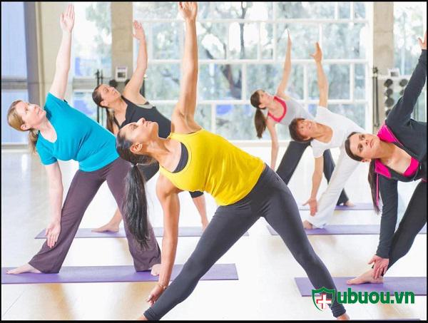 Tập thể dục luôn luôn là phương pháp tốt cho quá trình điều trị bệnh phình tuyến giáp