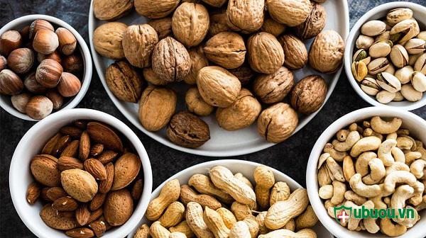 Người bệnh nhân xơ tuyến giáp nên ăn các loại hạt để đảm bảo sức khỏe của mình