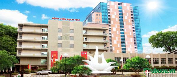 Bệnh viện Bạch Mai chữa bệnh ung thư hạch