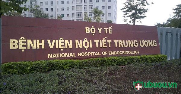 Khám u tuyến giáp ở bệnh viện nào